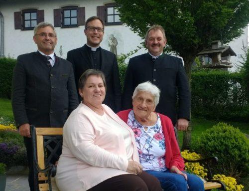 Hohes Wiegenfest feierte Ulrike Jackl