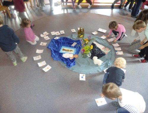 Kinderkirche in der Kita St. Michael Schönberg neu eingerichtet
