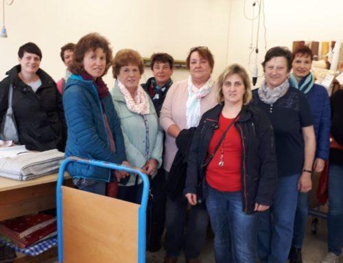 Lohkirchner Landfrauen besichtigten Fa. Zollner in Vilsbiburg