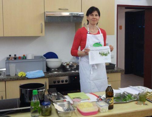 Zangberger Bauernverband und Kfd luden zur Kochvorführung