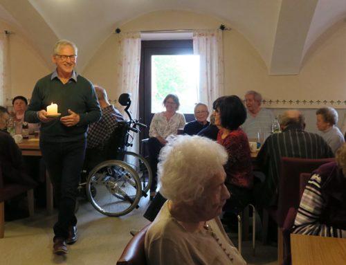 Zangberger Seniorennachmittag beschäftigte sich mit christlichen Bräuchen