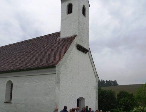 Renovierte Kirche St. Nikolaus in Eberharting erstrahlt in neuem Glanz