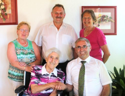 Maria Lehner feierte 95. Geburtstag