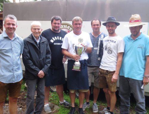 KSK Lohkirchen veranstaltete wieder Hufeisenturnier