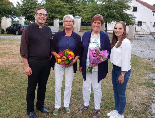 Lohkirchner Pfarrgemeinderat verabschiedete Lektorin