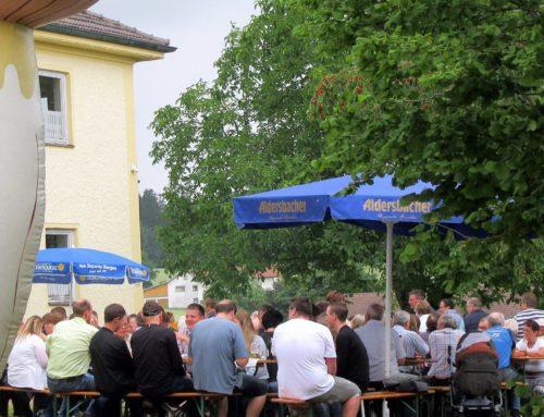 Pfarrei Aspertsham feierte Patrozinium