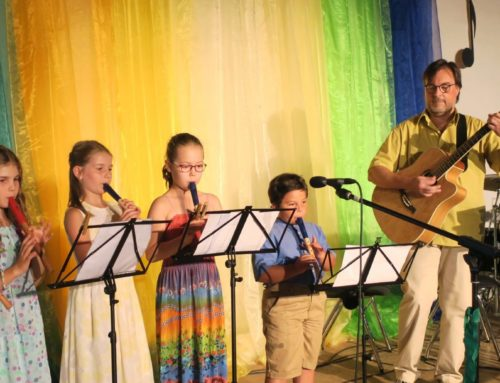 Sommernachtstraum der Musikfreunde Oberbergkirchen/Zangberg