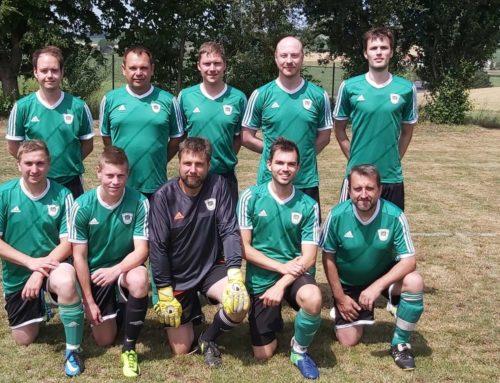 Schönberg veranstaltete Fußball-Stammtisch-Turnier