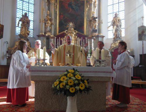 Schönberger Pfarrkirche St. Michael feierte 100. Weihejubiläum