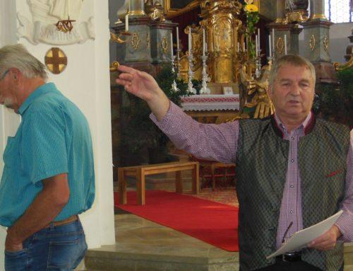 Interessante Kirchenführungen zum Weihejubiläum St. Michael Schönberg