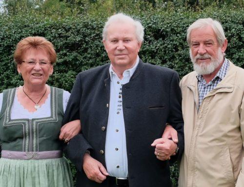 Günther Thalhammer feierte 85. Geburtstag