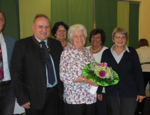 Marianne Loipfinger feierte 90. Geburtstag