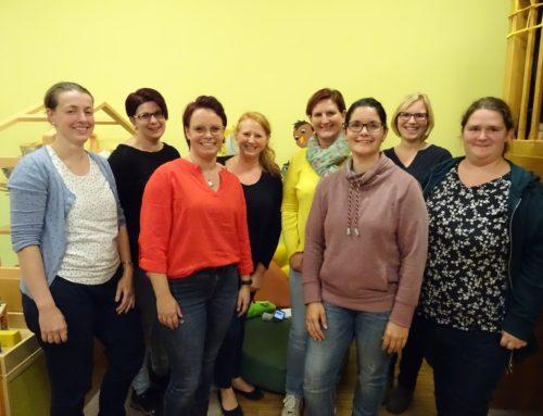 Haus der Kinder Oberbergkirchen hat neuen Elternbeirat gewählt
