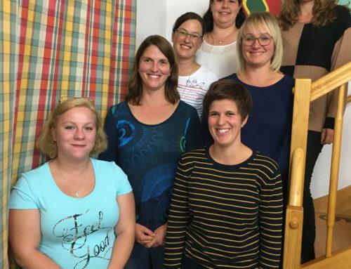 Kita Lohkirchen startet mit neuem Elternbeirat