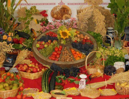 Schönberg feierte Erntedankfest