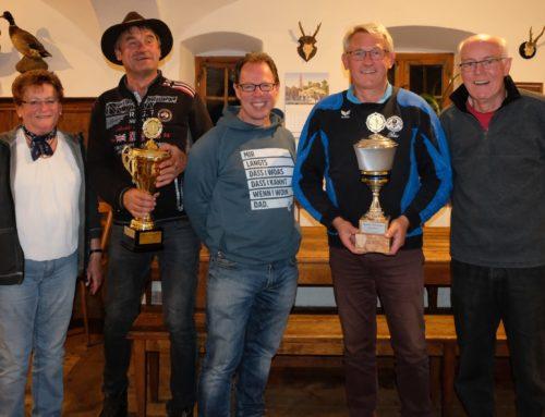 Hufeisenturnier im Bereich der VG Oberbergkirchen ausgetragen