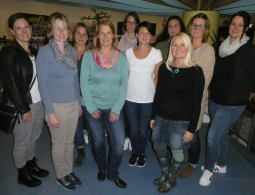 Grundschule Oberbergkirchen mit neuem Elternbeirat für das Schuljahr 2019/2020