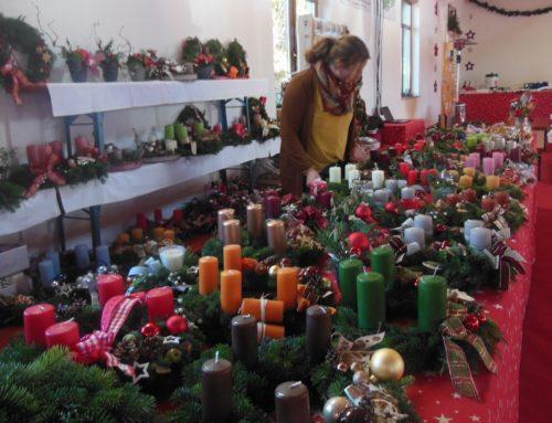 Schönberger Advents- und Handwerkermarkt war wieder ein voller Erfolg