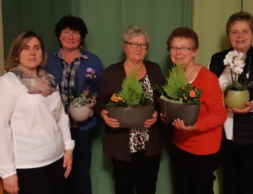 Landfrauen Schönberg hielten Rückschau bei Jahreshauptversammlung