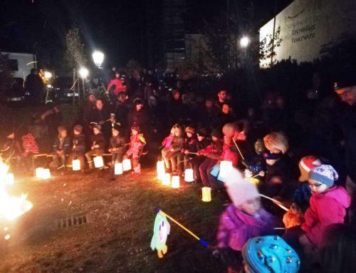Martinsfest der Lohkirchner Kindertagesstätte