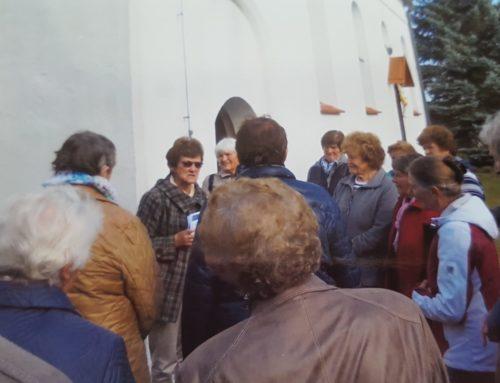 Lohkirchen Senioren unternahmen Informationsausflug