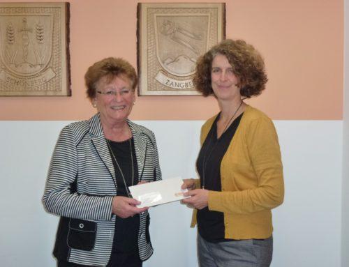 Gemeinde Zangberg erhielt ESB-Zuschuss aus Klimafond