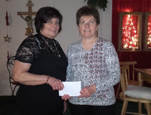 Schönberger Frauengemeinschaft feierte Advent