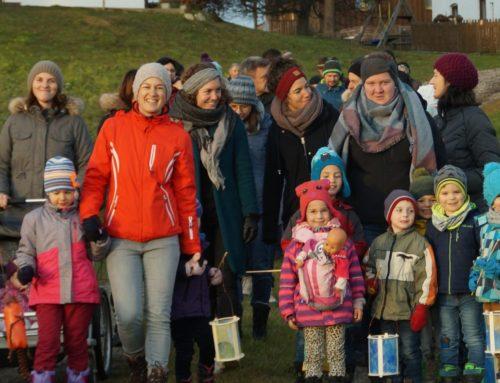 Lohkirchner wanderten zur Eberhartinger Kirche