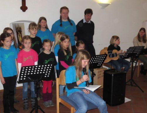 Lohkirchner Senioren waren zur Adventsfeier eingeladen