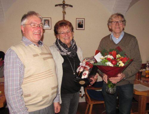 Zangberger Männergesangsverein gratulierte Bürgermeisterin zum Geburtstag