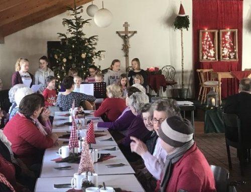 Seniorenadvent in Schönberg gefeiert