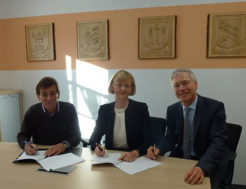 Gemeinde Lohkirchen unterzeichnet neuen Stromkonzessionsvertrag