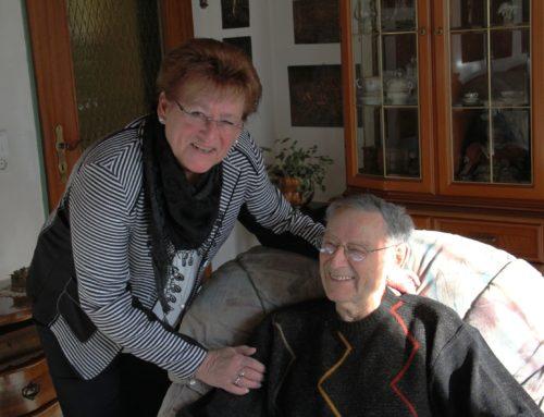Franz Hainzlmaier feierte 80. Geburtstag