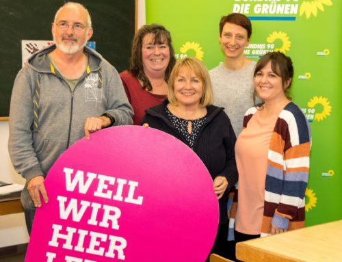 BÜNDNIS 90/DIE GRÜNEN stellt in Zangberg Kandidaten für den Gemeinderat auf