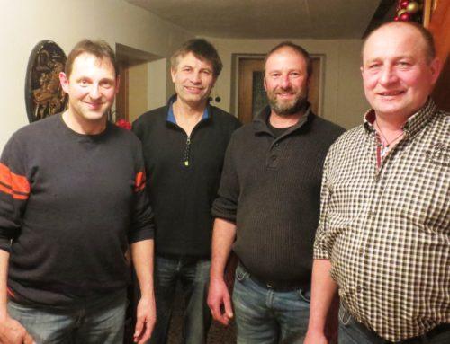 Lohkirchner Jagdgenossen hielten Jahreshauptversammlung ab