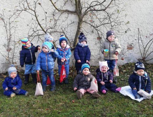 Nikolausfeier der Lohkirchner Mutter-Kind-Gruppe