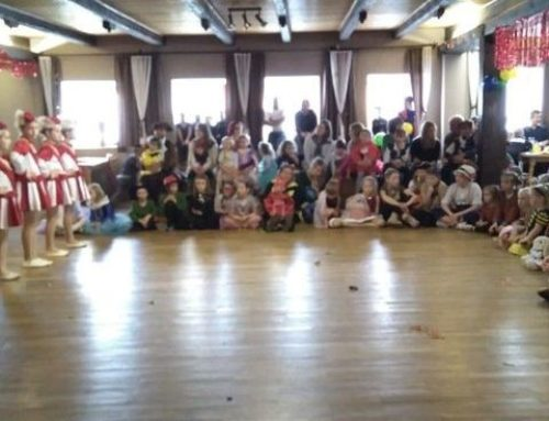 Kinderförderverein Obeki aus Oberbergkirchen feierte Fasching