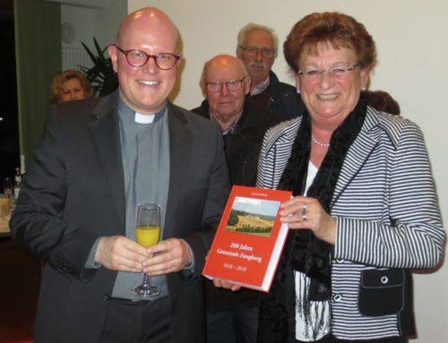 Pfarrkuratie Zangberg erhielt neuen Pfarrer