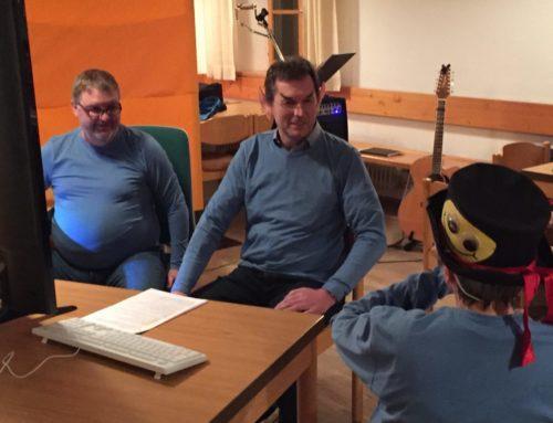 Wortgottesdienstleiter des Pfarrverbandes Schönberg hielten Treffen ab