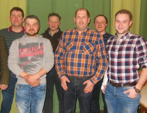 Schönberger Jagdgenossen wählten neue Vorstandschaft