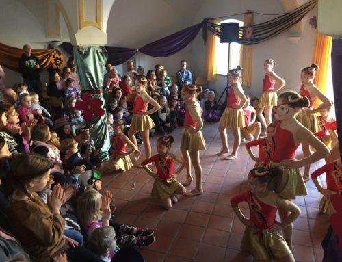 Fröhlicher Kinderfasching in Lohkirchen gefeiert
