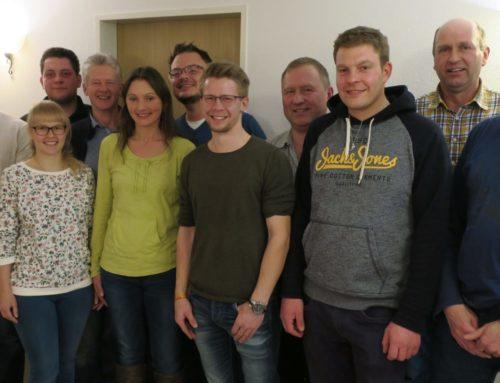 Oberbergkirchner Musikanten wählten neue Vorstandschaft