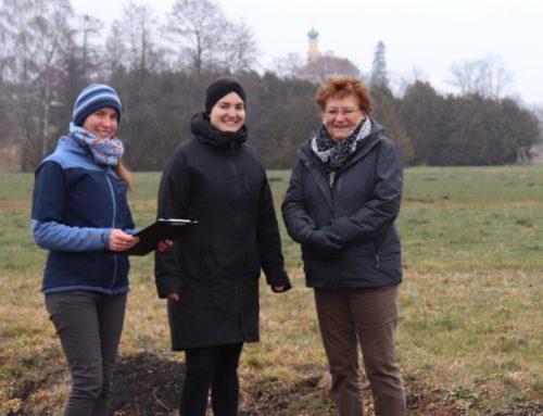 Zangberg schafft neuen Naturlebensraum in den Mooswiesen