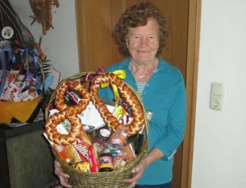 Anneliese Koller feierte 80. Geburtstag