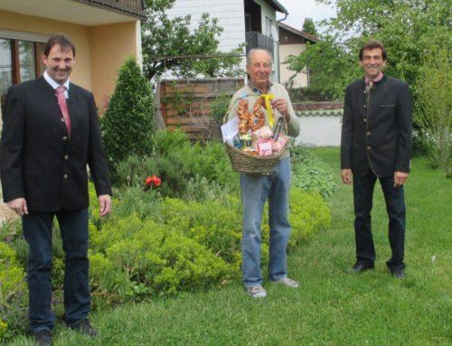 85. Geburtstag von Jakob Sedlmeier