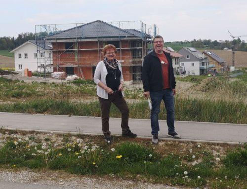 Breitbandausbau in der Gemeinde Zangberg – Tiefbauarbeiten sind beendet