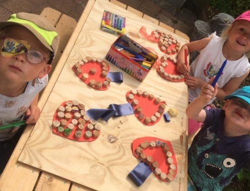 Kita Schönberg mit Ideen zum Muttertag