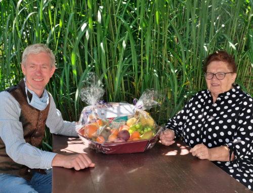 Ottilie Wieser feierte runden Geburtstag