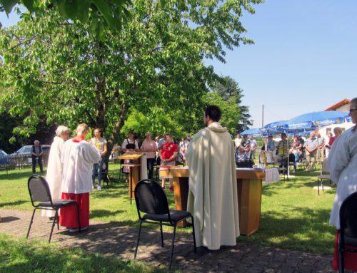 Pfarrei Aspertsham feierte Kirchenpatrozinium