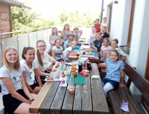 Lohkirchner Singal feierten Sommerabschluss